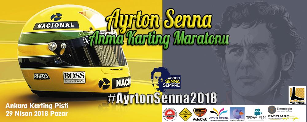 #AyrtonSenna2018 Şampiyon Jotun Lynx!