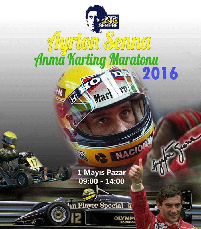 Ayrton Senna 2016